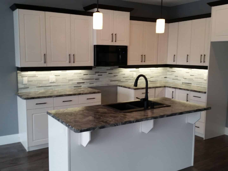 Kitchen home renovation