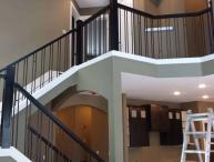 Custom handrailing