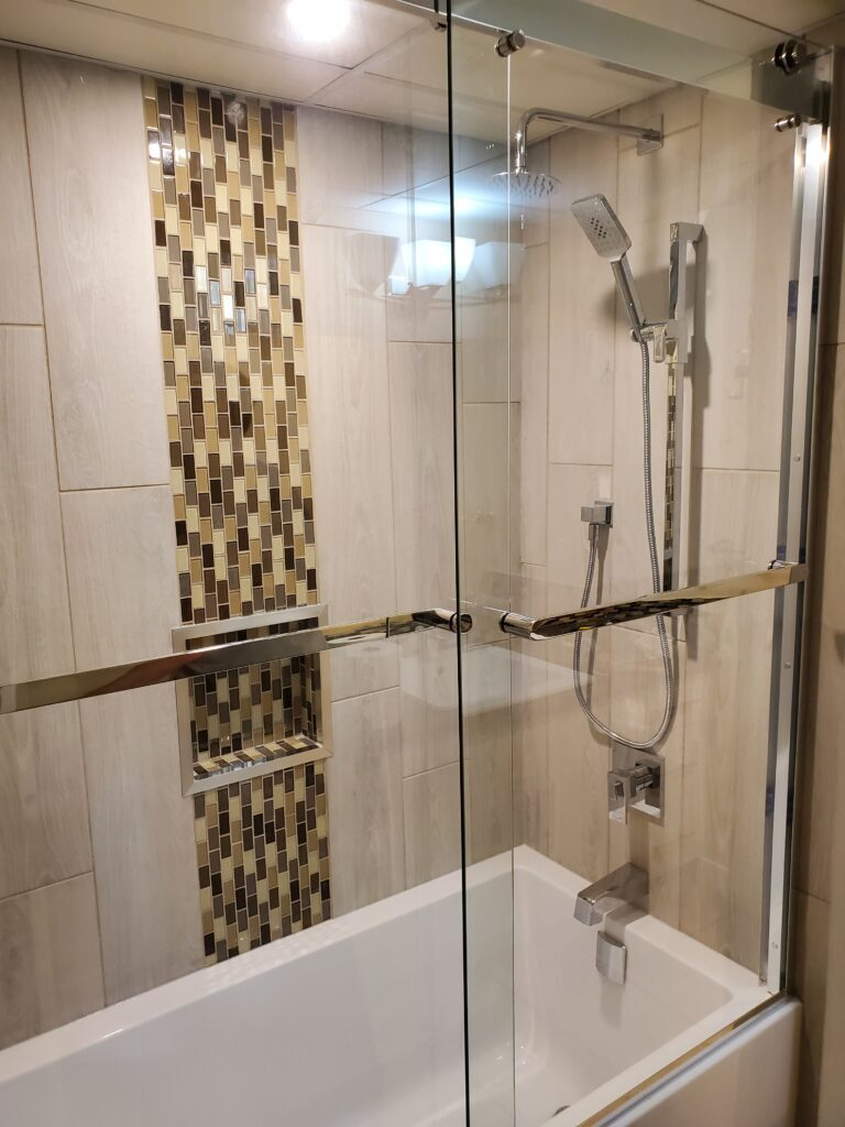 Custom Bathroom Renovations Edmonton